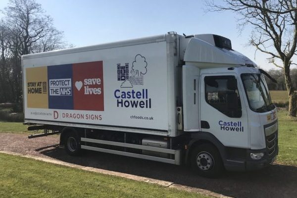 Castell Howell Rigid NHS
